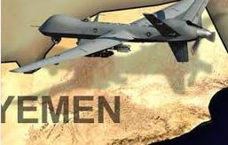 drones yemen