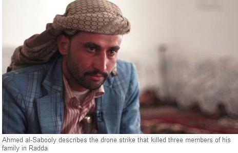 drones yemeni civilians
