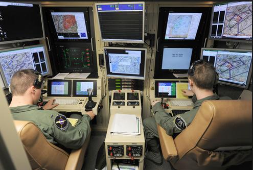 drone control room