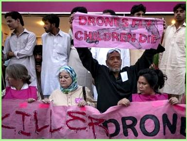 drone deaths demo