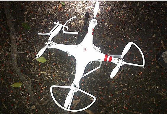 drone white house