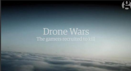 drone wars recruit by video