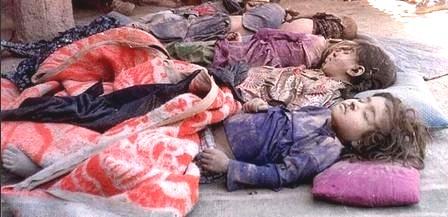 drone killed children