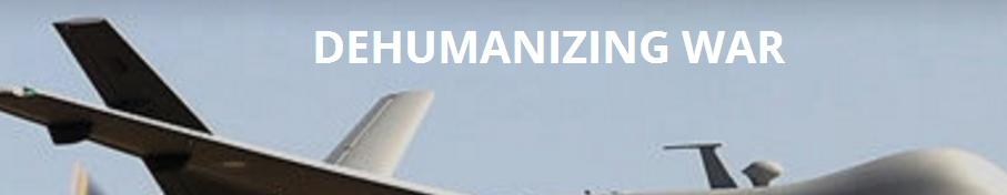 drone dehumanizing war header