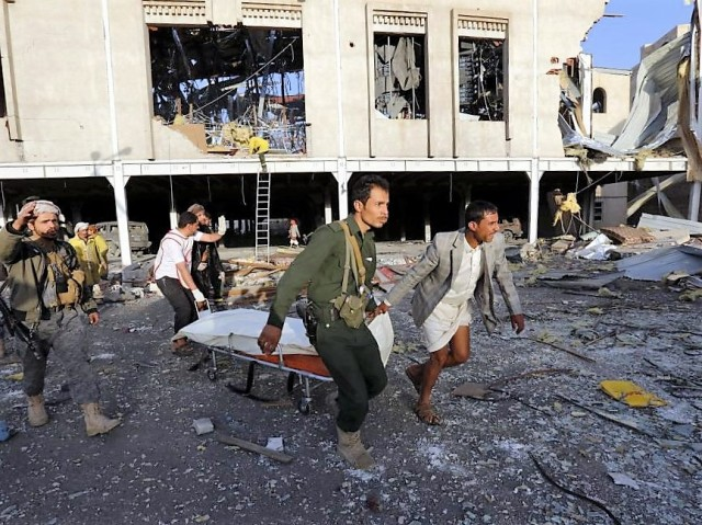 yemen-funeral